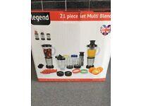 Legend 21 piece Multi blender