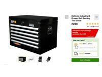 Halfords Industrial 6 Drawer Tool Chest - BRAND NEW