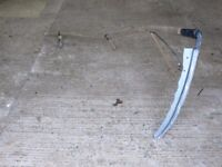 Tradition hand scythe - perfect for display / ornamental use.