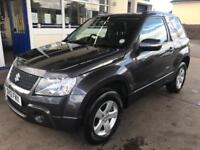 2012 Suzuki Grand Vitara 1.6 VVT SZ3 3dr 4 WHEEL DRIVE 3 door Four Wheel Drive