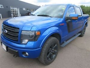 2014 Ford F-150 FX4! 4X4! ONLY 66K!