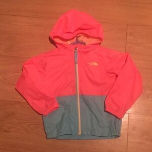 North face 3 ans fille