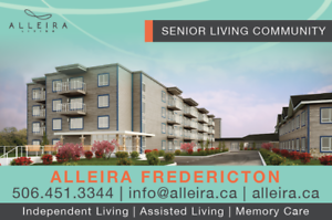 New Senior Apartments, 1 & 2 bedrooms