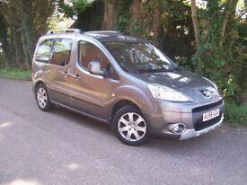 Peugeot Partner 1.6HDi Tepe