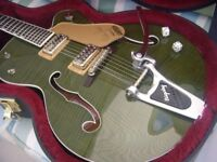 Gretsch Brian Setzer Nashville Signature model