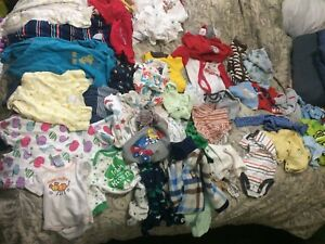 0-3 Month Old Baby Clothes