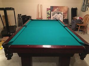 Dufferin 4x8 Pool Table