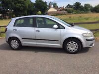 2005 Volkswagen Golf Plus 1,6 litre 5dr 1 owner