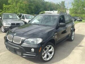 2009 BMW X5 48i Sport Package, Leather, Certified!!
