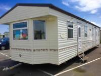 Static Caravan Clacton-on-Sea Essex 3 Bedrooms 6 Berth ABI Montrose 2002 St