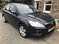 2009 59 FORD FOCUS 1.6 TDCI STYLE £30 TAX