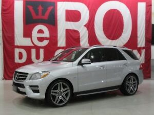 Mercedes-Benz Classe-M ML350 BlueTEC AMG SPORT  2012