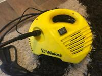 Wickes pressure washer