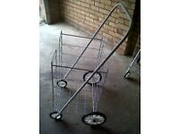 Shopping or Laundry Cart