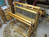 Weaving Loom...4 shaft Jack Loom + accessories, needs good home