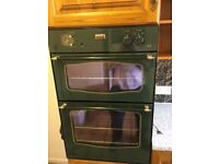 Stoves Gas Integrated Double Fan Assisted Oven , Full working condition