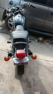 Honda 450c motorcycle for Quick sell;