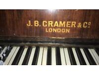 J&B Cramer piano