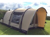 Outwell Flagstaff 4 ATC Inflatable tent. Bought last year (2016 model) and used twice.