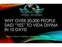 Work vida divina
