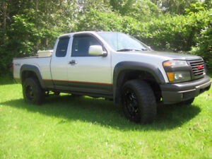 Pickup 4X4 | Camionnette | GMC Canyon 2011