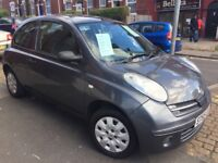 2005 NISSAN MICRA 1.2 PETROL 3DR 95K BARGAIN READY TO GO