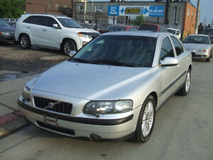 2003 Volvo S60 2.5L AWD - Extremely Clean