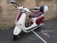 Vespa ET4 piaggio 2002 scooter