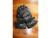 Buffalo Yukon Motorcycle Gloves Large NEW