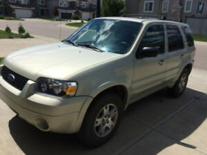 2005 Ford Escape SUV, Crossover - with All season tyres