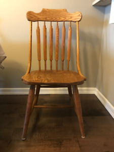 Canadiana Dining Chair (6 available)
