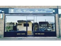 Full Time/ Part Time Barbers Required