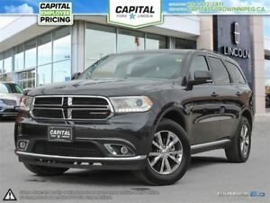 2016 Dodge Durango Limited AWD **Remote Start-Heated Seats-Rear
