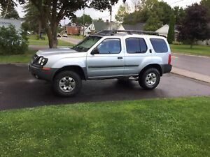 2002 Xterra Supercharged 5-speed