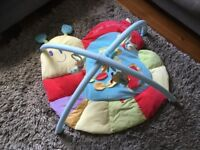 John Lewis little bird told me softly snail multi-activity Playmat and gym