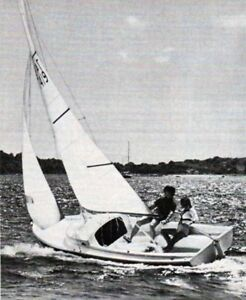 O'Day Daysailer Mainsail Needed