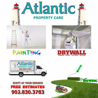 PAINTING, DRYWALL AND YARD WORK - AFFORDABLE PRICING