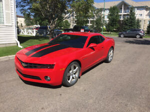 2012 Chevrolet Camaro 1LT Coupe (2 door)