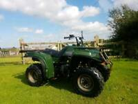 Kawasaki 220 bear tracker quad trx