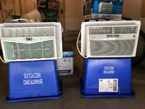 Window air conditioners I have 2 for sale $100.00 each