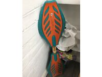 Ripstik Castor Board Berry Orange/Teal