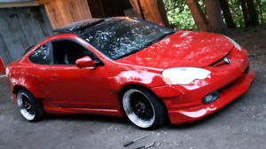 Canada's first rocket bunny RSX