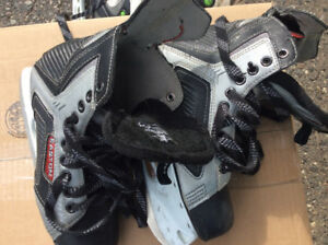 Assorted men's hockey skates $20 per pair