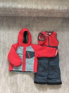Columbia 2T snowsuit