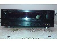Sherwood amplifier.