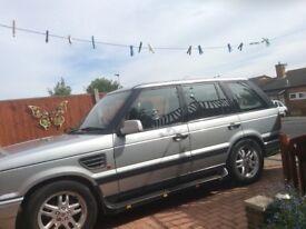 Range Rover p38 4.0 V8 SE