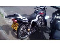 125xx motorbike 9 months mot 349.00 ovno total rebuild this year