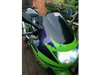 Sell Kawasaki Ninja...600.l...