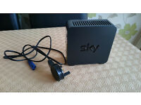 Sky Broadband Router / Home Hub SR102 (Black)