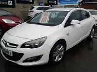 Vauxhall/Opel Astra 1.7 CDTi 16V ecoFLEX 130 SRi [Start Stop]